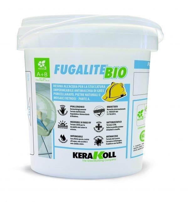 En este momento estás viendo Nace FUGALITE® BIO, la nueva resina para el rejuntado de Kerakoll