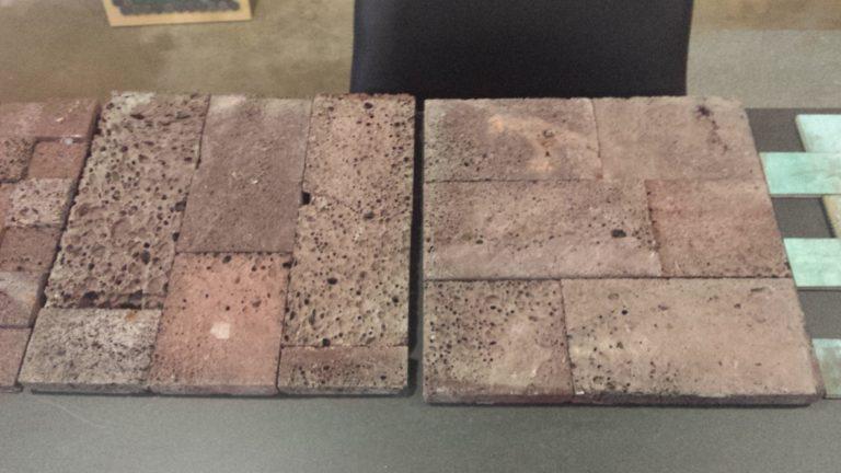 Decorar tu casa con paredes de lava de volcán ya es posible