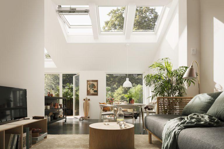 Decubre VELUX INTEGRA, las nuevas ventanas de tejado eléctricas