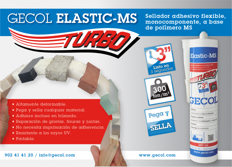 GECOL Elastic-MS TURBO