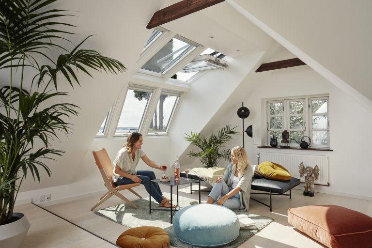 VELUX lanza una guía de pasos para ser feliz dentro del hogar