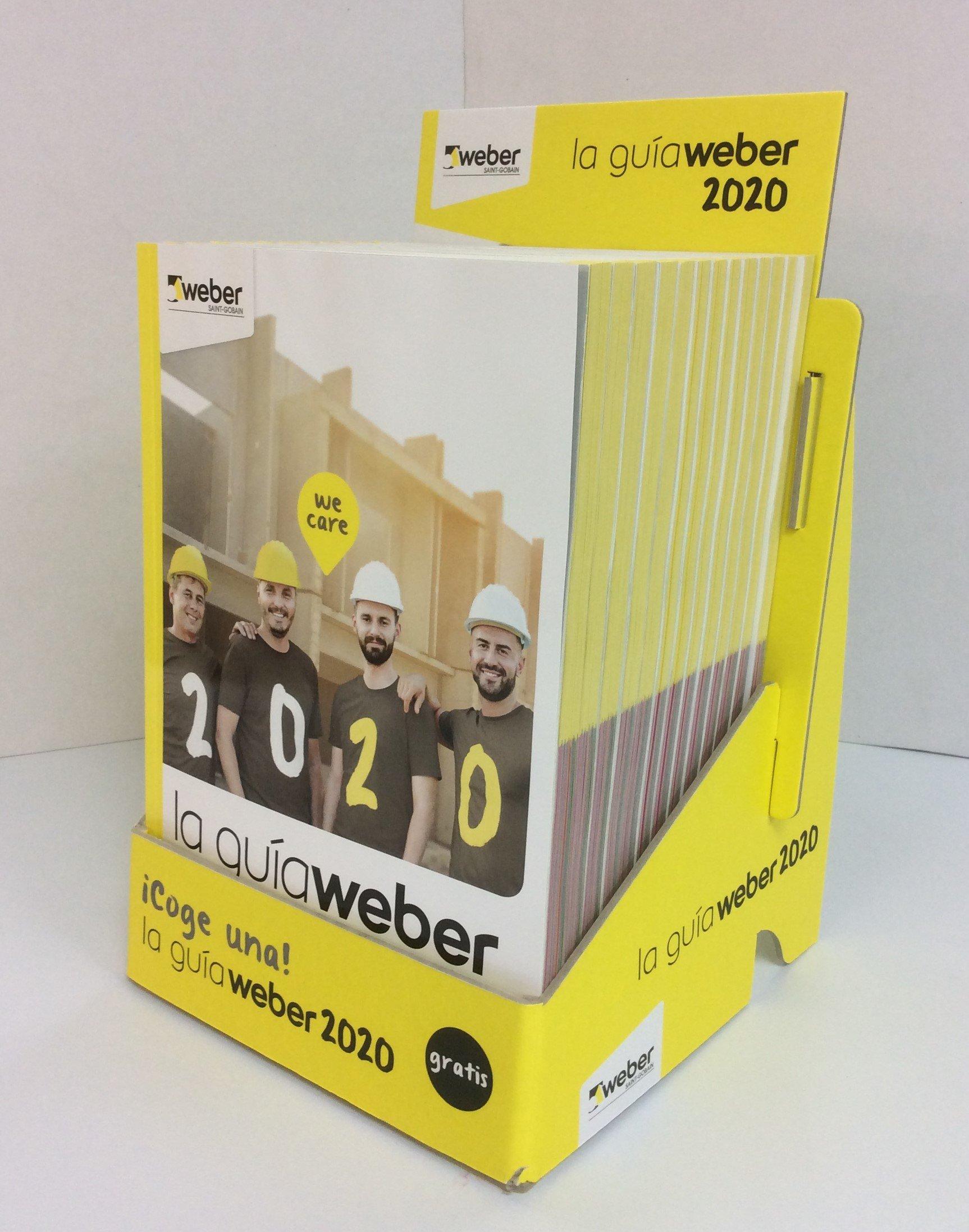 Nueva edición de la Guía Weber
