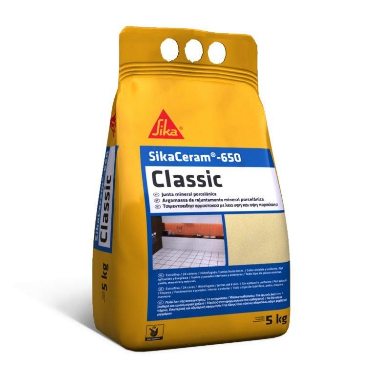 SikaCeram®-650 Classic (former SikaCeram-650 Classic)