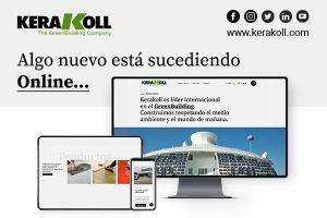 Nueva Web de Kerakoll