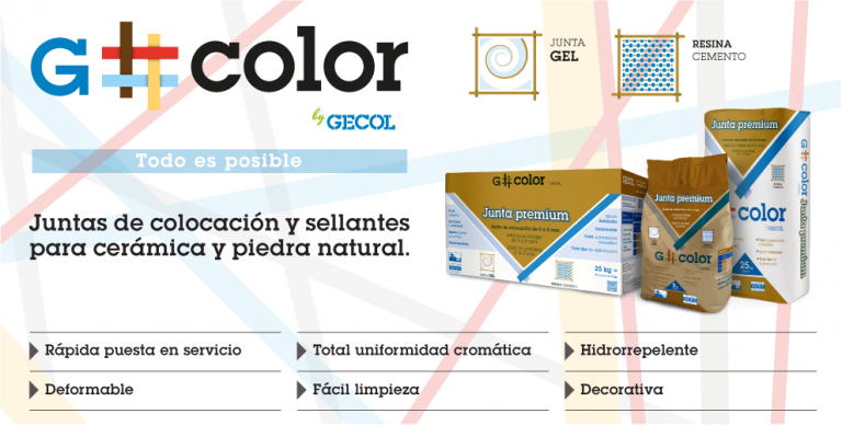 Junta GEL G#color Junta premium